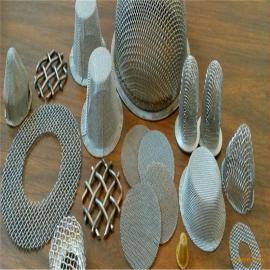 304材质不锈钢过滤网帽+帽式不锈钢过滤网