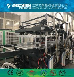 生产pp塑料模板设备