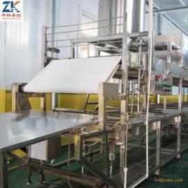 大型腐竹加工设备 全自动腐竹设备 新款腐竹厂设备