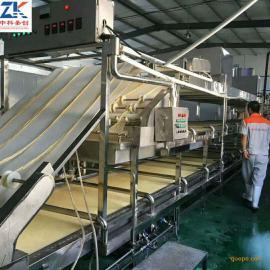 全自动腐竹油皮机报价 不锈钢腐竹生产设备 腐竹机器