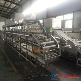 自动腐竹油皮机器 豆油皮生产线 新型腐竹机设备