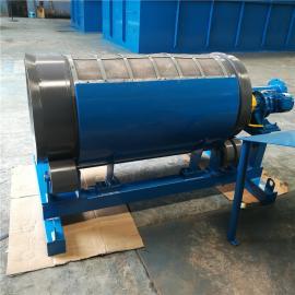 快速滚筒式不锈钢固液分离机水产养殖小型微滤机设备