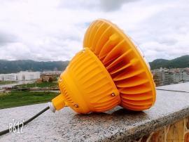 BZD139-80w水泵房壁式LED防爆灯、圆形防爆灯