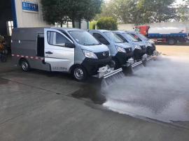 街道小型高压清洗车/冲洗车