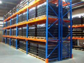 木层卡板货架,双梁货架,仓库货架,重型卡板货架