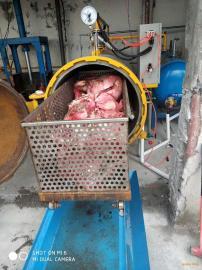 养殖场无害化处理设备 死鱼牛羊高温湿化机器