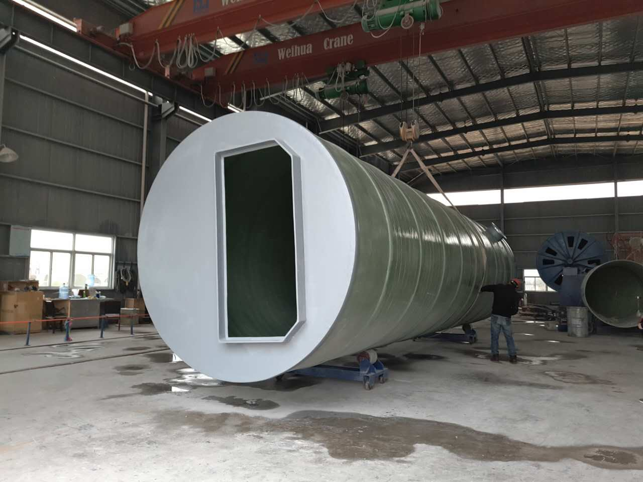 邵通一体化预制泵站