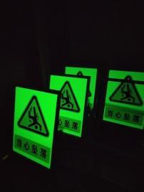自发光微棱镜标志牌