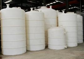 10吨外加剂复配合成全套设备储罐 PE储罐质地