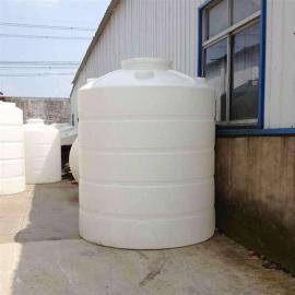 混凝土搅拌站减水剂塑料储罐