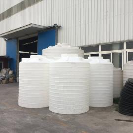 15吨絮凝剂储罐,15立方塑料储罐