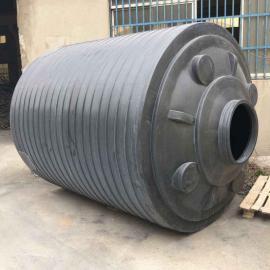 污水塑料槽罐|黔江耐酸碱储罐|PE贮罐(立式)