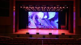 私人专属定制室内p4LED高端舞台显示屏幕尺寸及造价