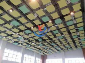 大学教室 岩棉玻纤降噪板 吊顶天花板 降噪天花板 屹晟建材