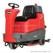 克力威XD80驾驶式洗地机,全自动高效洗地机