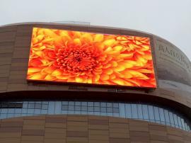 户外显示设备LED广告传媒电子大彩屏厂家上门安装造价