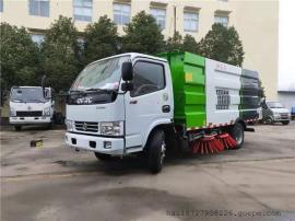 东风5.5吨扫路车/干扫车