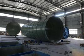 污水一体式提升泵站定制-雨水处理一体化泵站