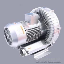 0.4KW高压漩涡风机 贝雷克RT-H214AS 400w旋涡气泵