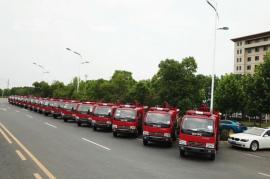 东风2吨水罐消防车森林社区物业救火灭火的好帮手