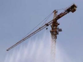 工地室外喷淋、搅拌站喷淋、塔吊喷淋系统安装