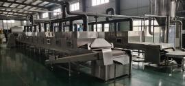 微波氢氧化镍干燥设备 氢氧化镍干燥机 电池材料干燥设备