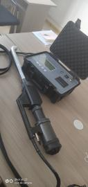 食堂油烟卫生检测使用LB-7021便携式(直读式)快速油烟监测仪