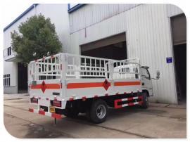 东风D6易燃气体运输车