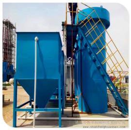 冶金污水处理设备 高效自动斜管沉淀器 善丰斜板沉淀池