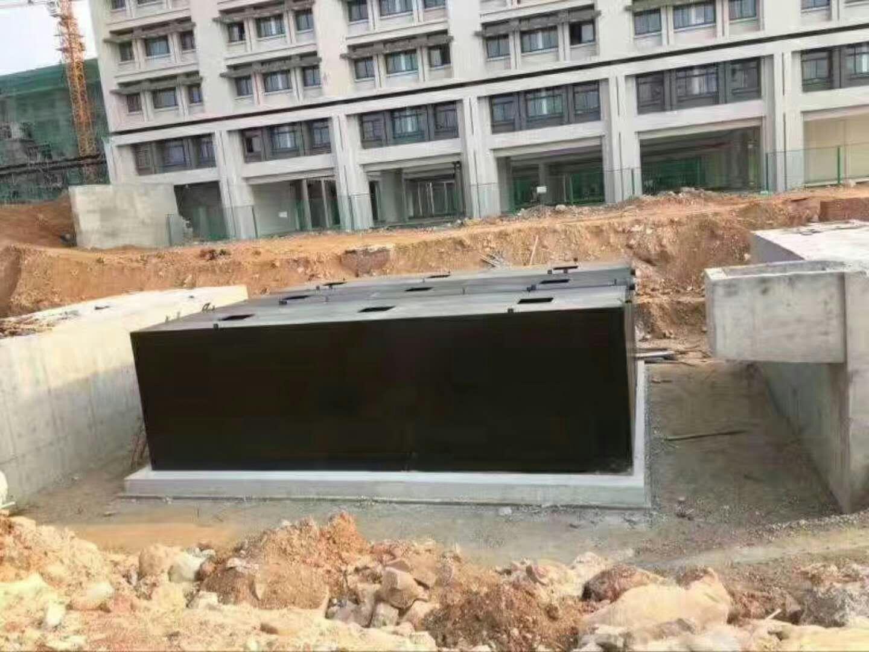 小区生活污水处理装置达标排放