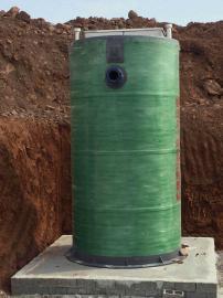 一�w化市政污水提升泵站
