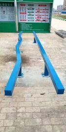 工地平衡木体验安装|ZJ-8建筑工地安全帽撞击体验