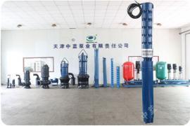 多级高效率QJ深井潜水泵大量现货