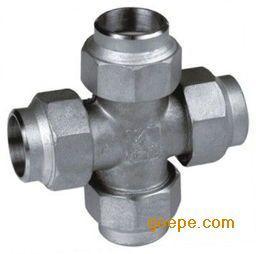 热销锻造热压三通管件四通800*12焊接锻造承插快速焊接三通