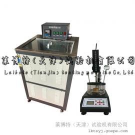 LBTL-7 恒温针入度仪-试验结果