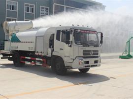 东风天锦圆罐70-80米抑尘车