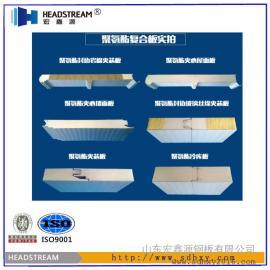聚氨酯保温板的生产过程