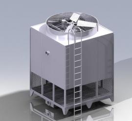 100吨-1200吨方形冷却水塔可选型HSD-500T
