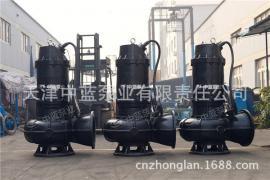 城市废水处理用排污泵