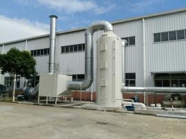 工业漆雾废气处理工程