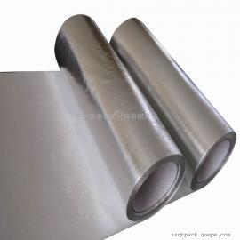 防潮真空编织膜 铝塑复合编织膜卷材 铝箔编织膜卷材
