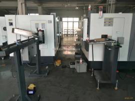 数控车床送料机棒材自动送料接料机管材送料机