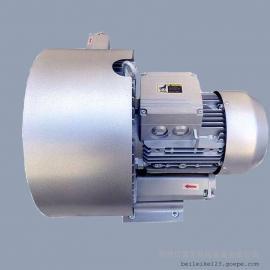 大吸力7.5kw真空泵 双叶轮高压风机RT-H7475BS 气环真空吸附泵