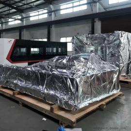 大型立体铝箔袋铝塑袋配套机械木箱 出口包装铝塑袋