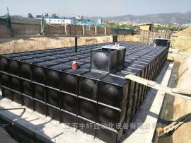 一体化雨水预制污水提升泵站