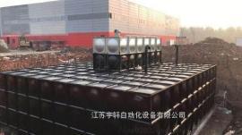 抗浮地埋式箱泵一体化恒压给水设备