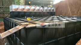 建湖地埋水箱地埋式消防水箱总生产基地