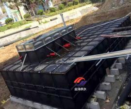 抗浮地埋箱泵一体化设计院推荐