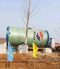 一体化污水泵站施工注意事项