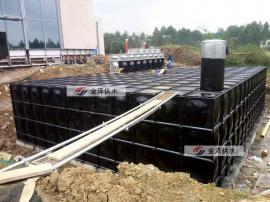 抗浮地埋消防水箱材质为BDF复合板材
